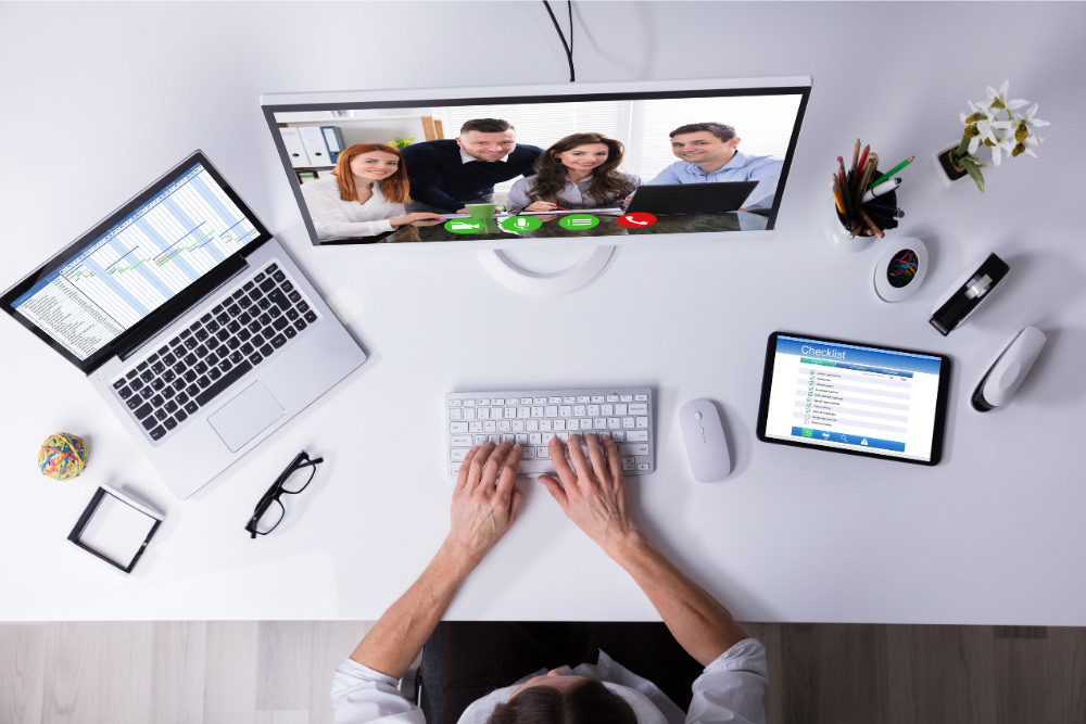 Video Conferencing Blog Image