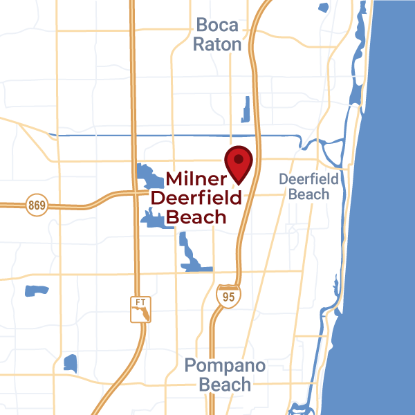 Milner Deerfield Beach